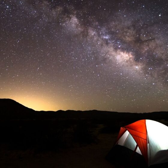 Camping-under-moonlight-Anza-Borrego